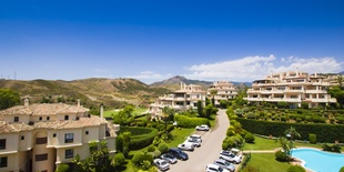 Penthouse for sale in Capanes del Golf Benahavis  3 beds
