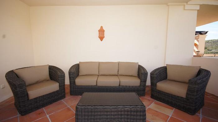 Lägenhet uthyres Capanes del Golf Benahavis 2 sovrum
