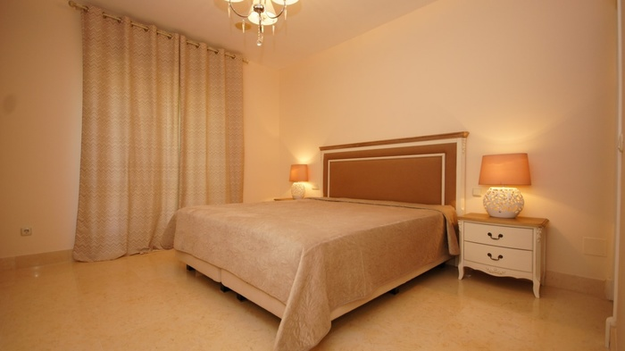 Lägenhet uthyres i Capanes del Golf Benahavis