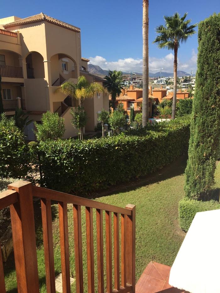 Apartment for rent Marques de Atalaya 2 beds