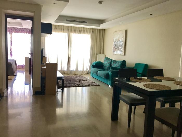Hyra lägenhet Bahia de la Plata New Golden Mile  1 sovrum