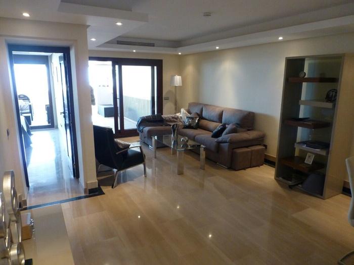 Lägenhet Bahia de la Plata New Golden Mile 1 sovrum