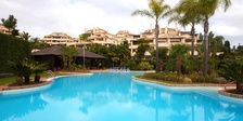 Penthouse i Capanes del Golf Benahavis Costa del Sol 3 beds