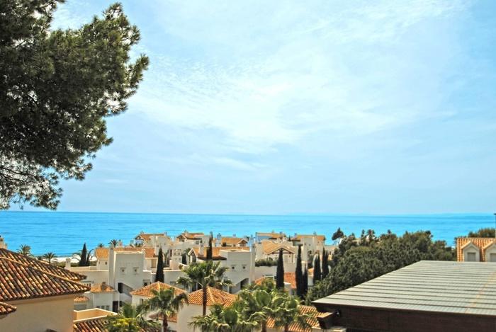 Takvåning  till salu i Los Monteros  Marbella 4 sovrum