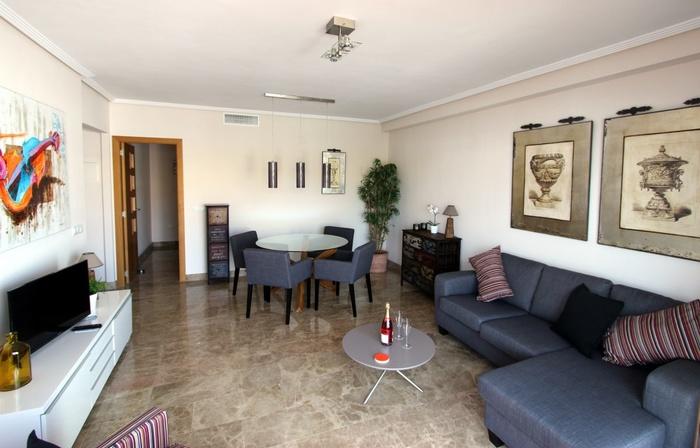 Lägenhet säljes i Golf Hills Estepona 2 sovrum