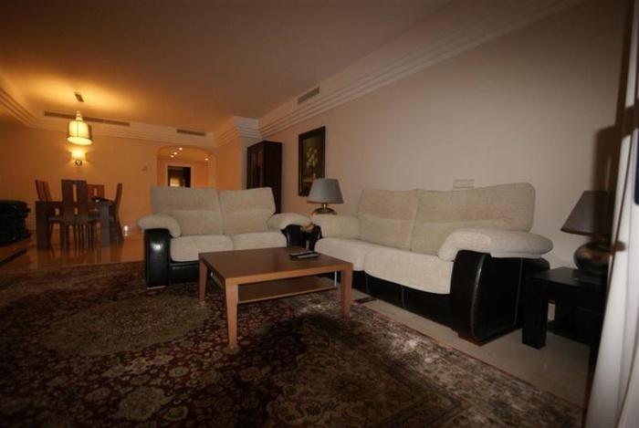 Lägenhet hyra Puerto Banus Marbella2 sovrum