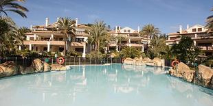 Lägenhet uthyres Los Monteros Playa Marbella  3 sovrum