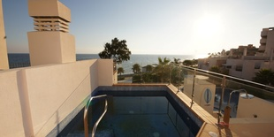 Penthouse i Bahia de La Plata  New Golden Mile  2 beds