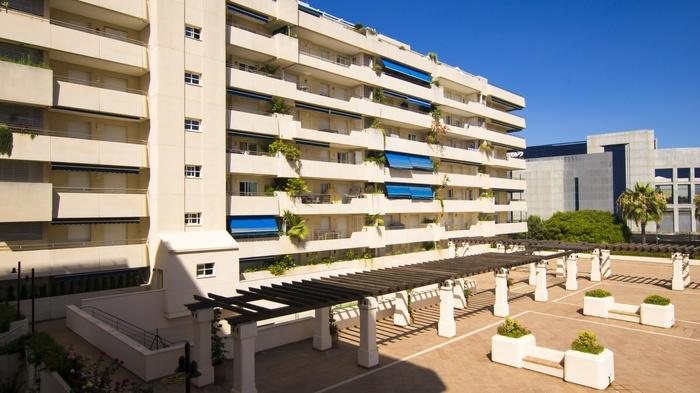 Lägenhet till salu i Marbella Marina Banus  2 sovrum
