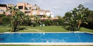 Lägenhet i Terrazas de Guadalmin  Costa del Sol 4 sovrum