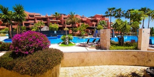 Apartment  Mar Azul  New Golden Mile  4 beds