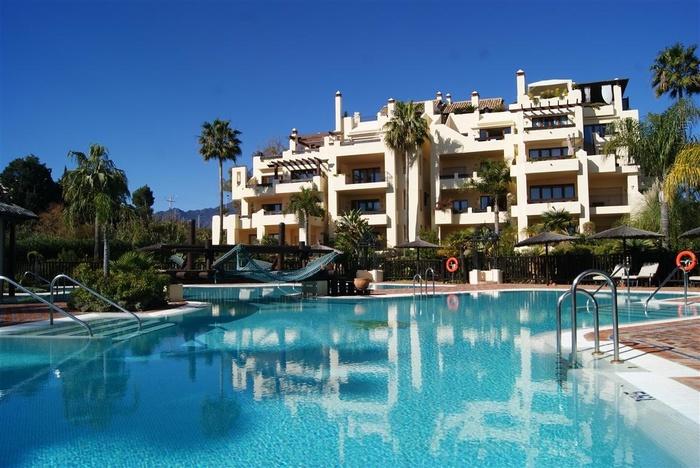 Lägenhet uthyres  första linjen Costa del Sol 2 sovrum