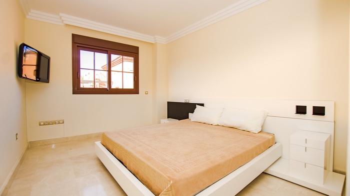 Takvåning i Gazules del Sol Benahavis  3 sovrum