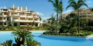 Lägenhet till salu i Capanes del Golf Benahavis 3 sovrum