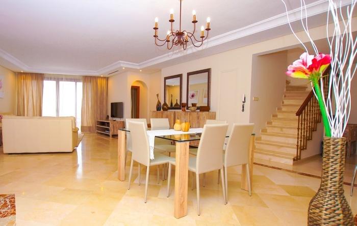 Duplex lägenhet  till salu i Cabo Bermejo New Golden Mile 3 sovrum