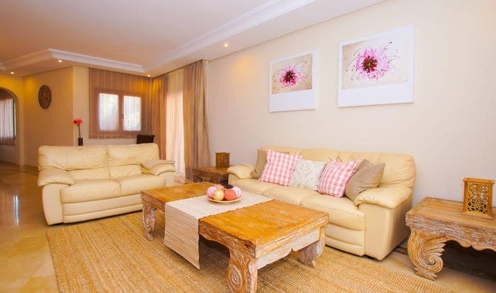 Duplex apartment for sale in Cabo Bermejo New Golden Mile 3 beds