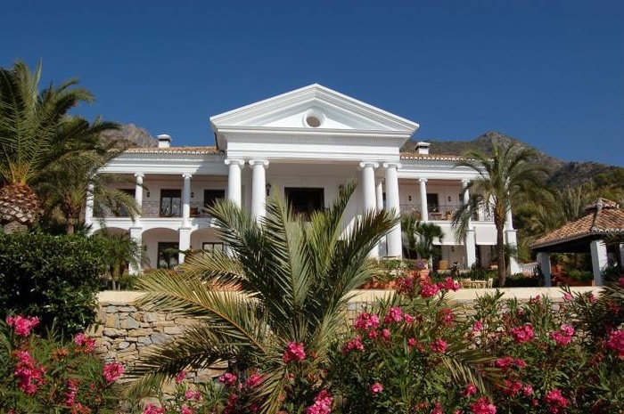 Villa till salu Sierra Blanca  Costa del Sol  5 sovrum