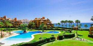 Апартамент в Los Granados del Mar Estepona 3 спальни