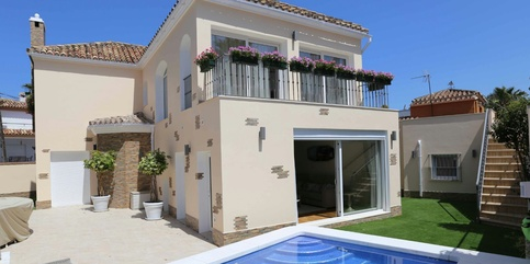 House for short term rent in  San Pedro Marbella 3 beds