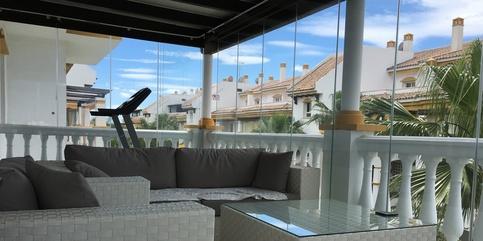 Rent apartment Puerto Banus  Marbella 2 beds