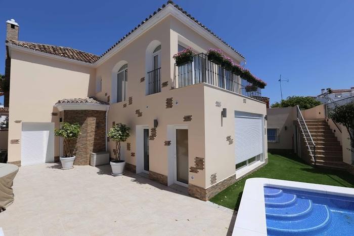 Hus i San Pedro de Alcantara Marbella 3 sovrum