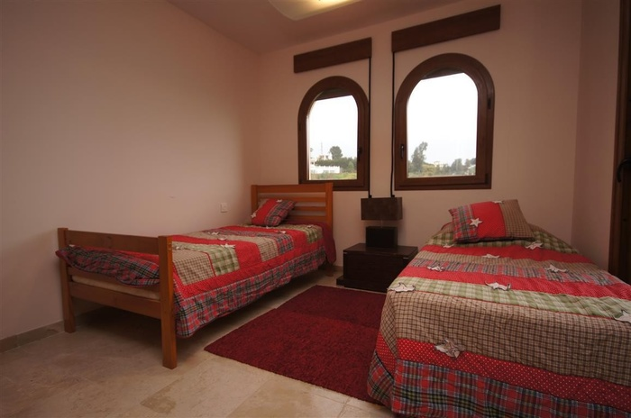 Lägenhet uthyres i  El Campanario New Golden Mile 3 sovrum