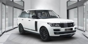 RANGE ROVER VOGUE BLACK DESIGN PACK