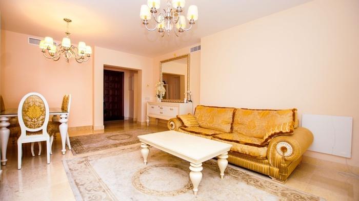 Lägenhet i Capanes del Golf Benahavis  2 sovrum