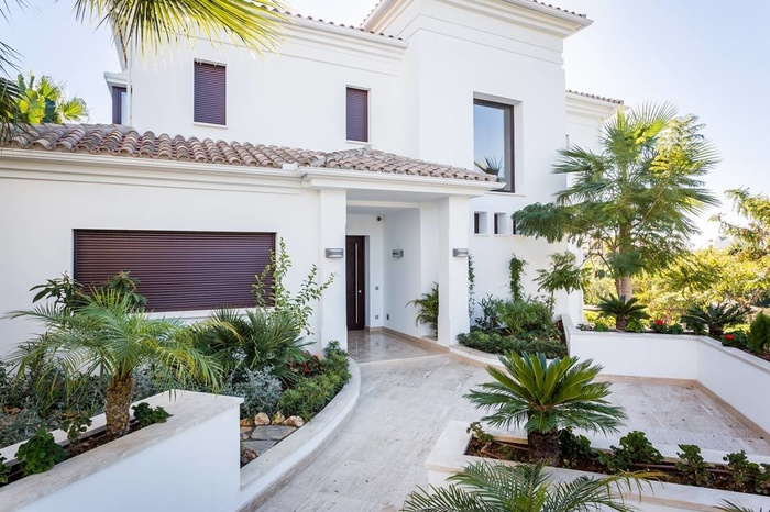 Villa till salu i Marbella The Golden Mile