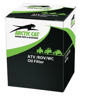 Oljefilter original till Arctic Cat