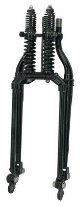Springer gaffel retro  BT36-45 black