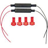 Motstånd för LED blinkers