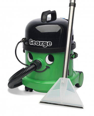 George mattvätt och  möbeltvätt