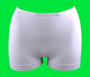Seamless boxer white