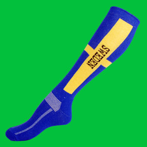 Sweden knee socks