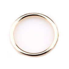 RING guld - 4 cm