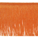 GLITTERFRANS - orange, 15 cm