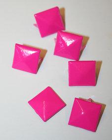 PUNKNITAR - neonrosa 12 mm