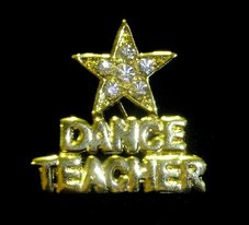 "PINS - ""DANCETEACHER"""