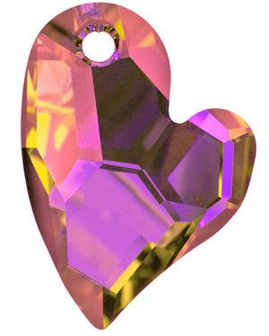 6261 Devoted 2 U Heart Crystal Astral Pink (001 API)