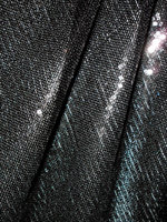 PALJETT - svart, 2 mm