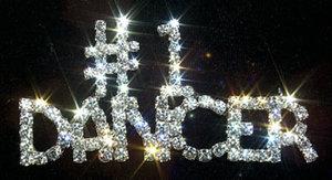 "PINS - ""# 1 DANCER"""