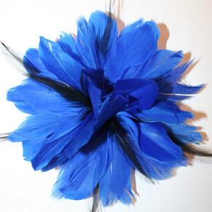 HIBISKUS - blå
