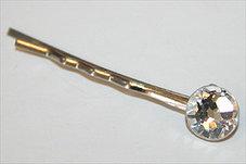 HÅRNÅL   Crystal - silver