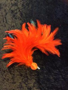 FEATHERBOW - orange