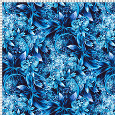 WONDERLUST - blå