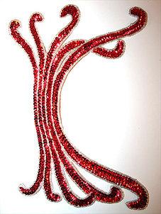 OCTOPUS - röd