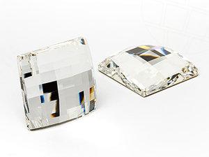 2493 CHESSBOARD Crystal 30 mm