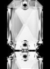 3252 EMERALD CUT Crystal 20x14 mm