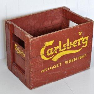 Stor gammal Carlsbergsback